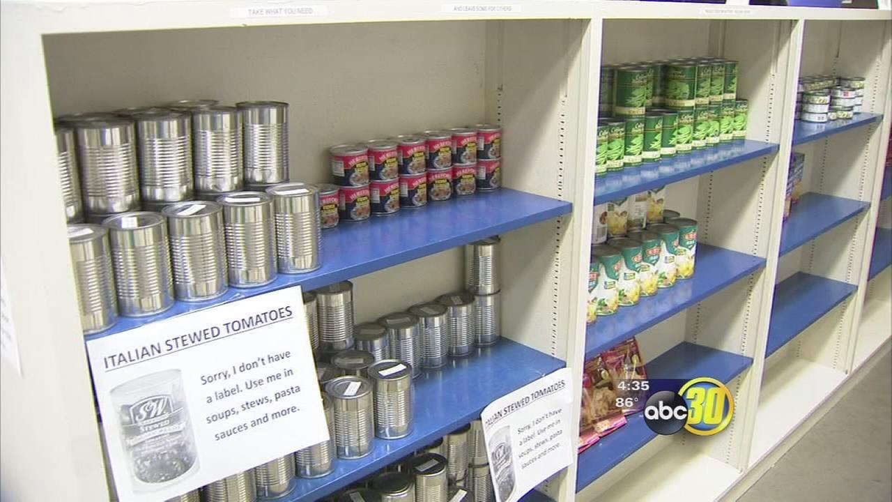 Fresno State Student Cupboard moves to bigger location