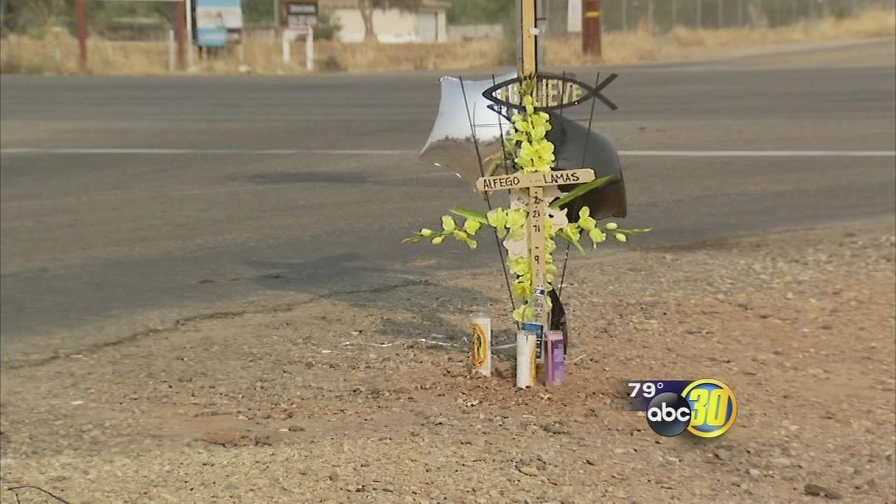 Driver sought in crash that killed Sanger-area man