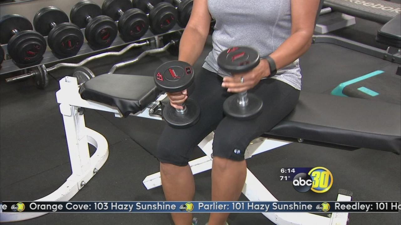 Workouts for arthritis sufferers