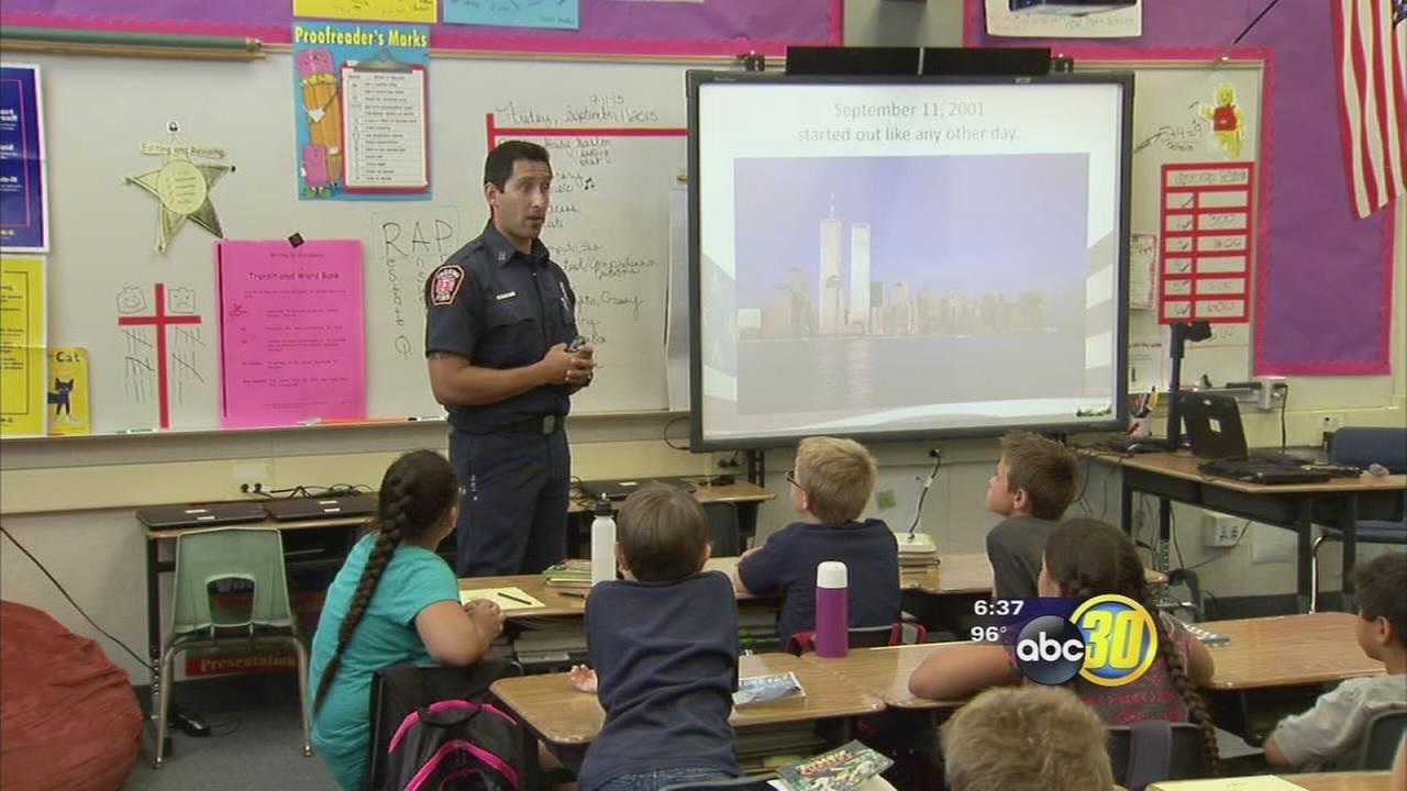 How schools are teaching students about September 11th