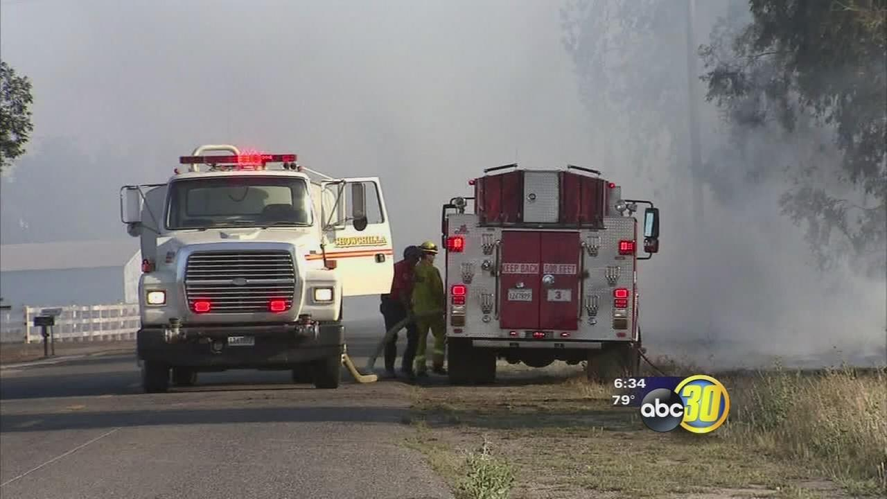 Madera County explores raising sales tax to fund fire department