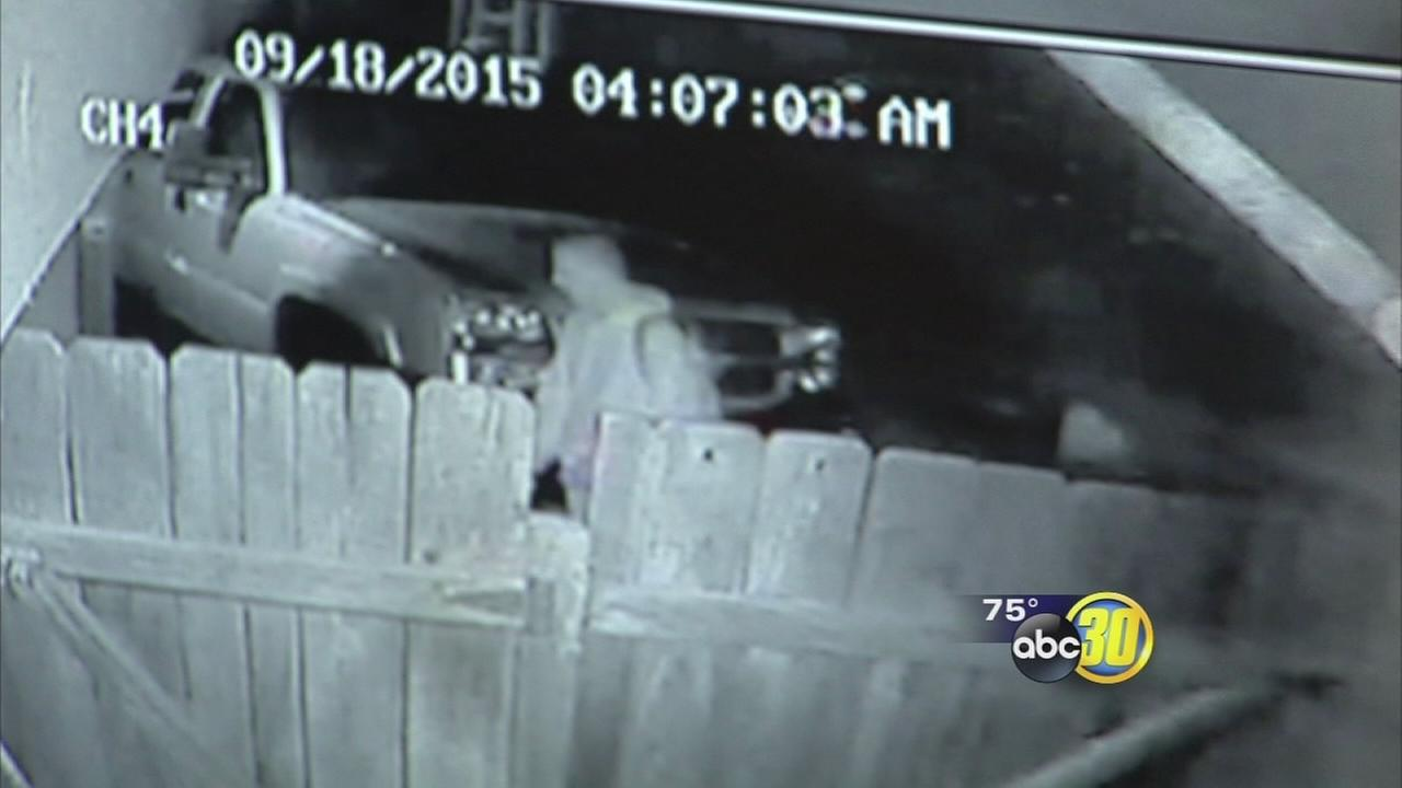 Hanford family says thief used random garage door clicker to steal bikes while they were sleeping