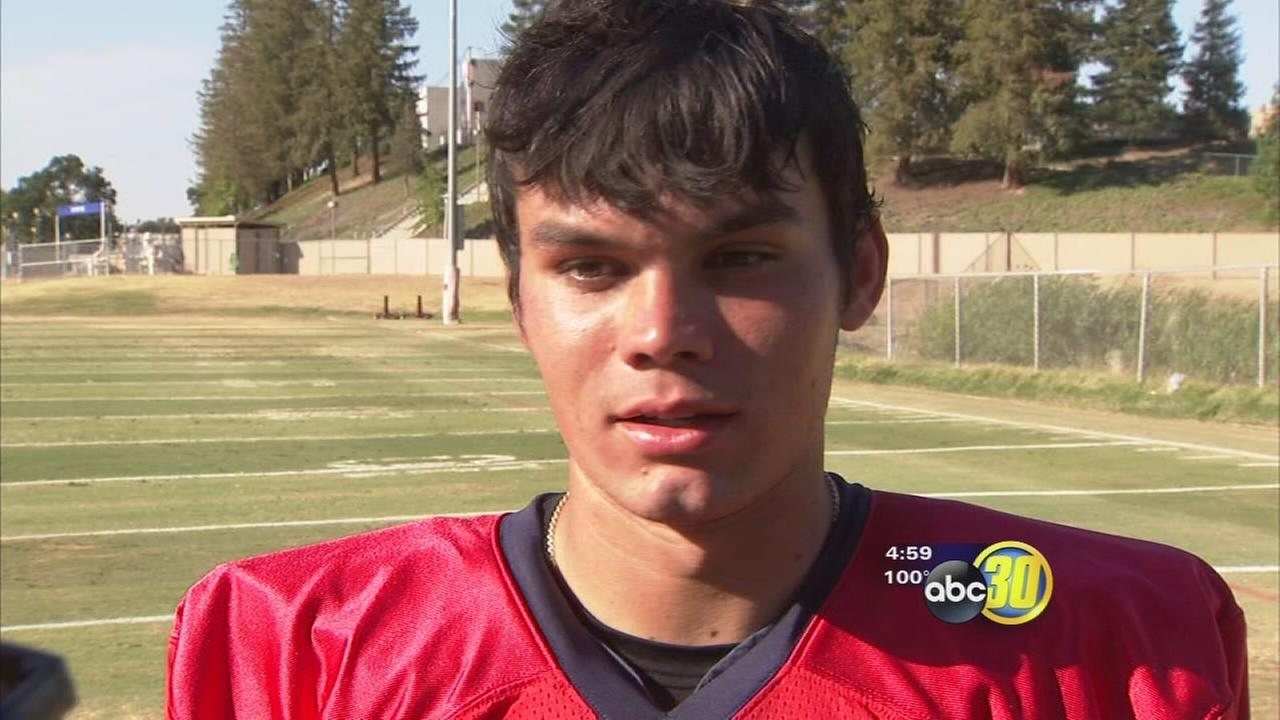Three Fresno State athletes arrested at post game party