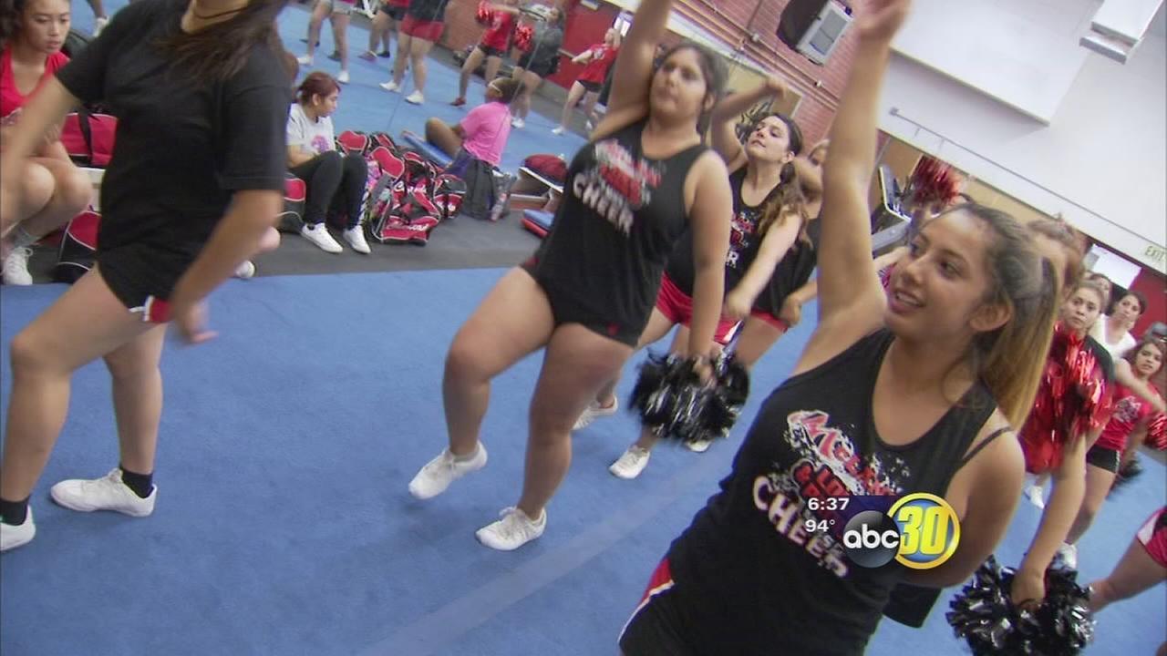 McLane cheerleaders to replace stolen uniforms with help of generous donations