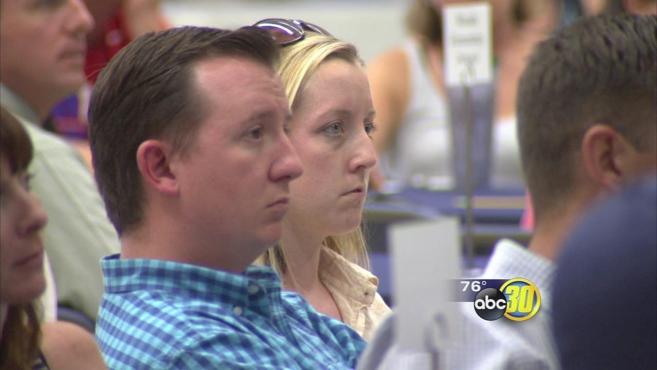Parents frustrated with Clovis Unified over future boundary changes
