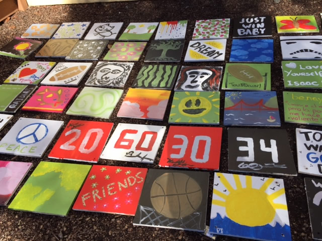 "<div class=""meta image-caption""><div class=""origin-logo origin-image none""><span>none</span></div><span class=""caption-text"">Colorful tiles lay on the ground as volunteers help build a KaBOOM! playground in San Jose, Calif. on Tuesday, February 2, 2016. (KGO-TV)</span></div>"