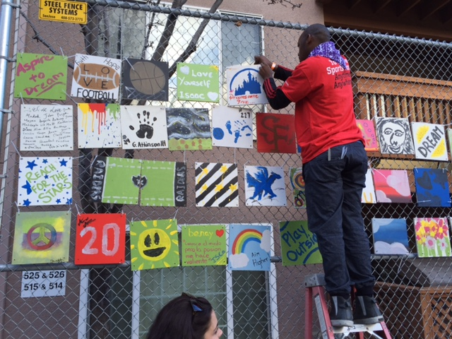 "<div class=""meta image-caption""><div class=""origin-logo origin-image none""><span>none</span></div><span class=""caption-text"">Volunteers are in action at a KaBOOM! playground build in San Jose, Calif. on Tuesday, February 2, 2016. (KGO-TV)</span></div>"