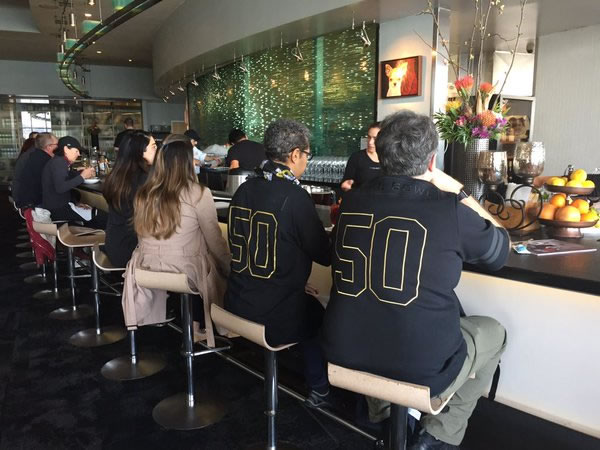 <div class='meta'><div class='origin-logo' data-origin='none'></div><span class='caption-text' data-credit='KGO-TV'>ABC7 News reporter Lyanne Melendez was at the Slanted Door in San Francisco Feb. 4, 2016 and the restaurant says business has been down 40 percent because of Super Bowl 50.</span></div>