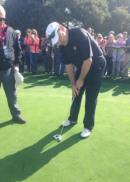 "<div class=""meta image-caption""><div class=""origin-logo origin-image none""><span>none</span></div><span class=""caption-text"">SF Giants manager Bruce Bochy at AT&T Pebble Beach National Pro-Am on Tuesday, Feb. 10, 2015. (ABC7 News/Abe Mendoza)</span></div>"
