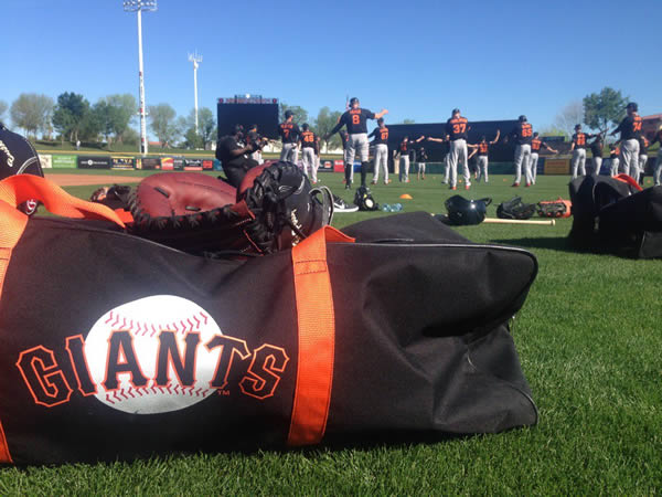 "<div class=""meta image-caption""><div class=""origin-logo origin-image none""><span>none</span></div><span class=""caption-text"">The San Francisco Giants practice during Spring training in Arizona on February 23, 2016. Photo submitted to KGO-TV by @MikeShumann/Twitter (The San Francisco Giants practice during Spring training in Arizona on February 23, 2016.)</span></div>"
