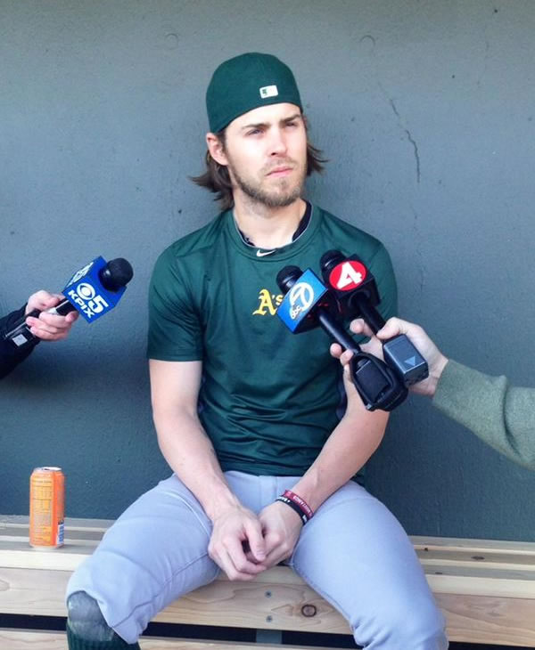 "<div class=""meta image-caption""><div class=""origin-logo origin-image none""><span>none</span></div><span class=""caption-text"">Josh Reddick said he likes the makeup of this year's team on Wednesday, Feb. 25, 2015. (ABC7 News/Mike Shumann)</span></div>"