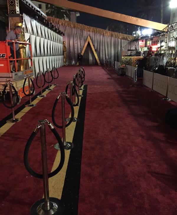 """<div class=""""meta image-caption""""><div class=""""origin-logo origin-image none""""><span>none</span></div><span class=""""caption-text"""">The red carpet on the eve of The Oscars Feb. 27, 2016. (KGO-TV/Matt Keller)</span></div>"""