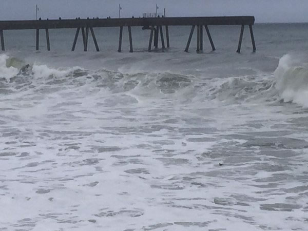 <div class='meta'><div class='origin-logo' data-origin='none'></div><span class='caption-text' data-credit='KGO-TV/Tiffany Wilson'>Strong waves hit the coastline in Pacifica, Calif. March 5, 2016.</span></div>