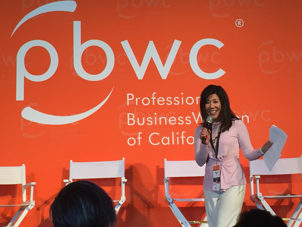 <div class='meta'><div class='origin-logo' data-origin='none'></div><span class='caption-text' data-credit='KGO-TV'>ABC7 News anchor Kristen Sze speaks at the 27th Annual PBWC Conference at the Moscone Center West in San Francisco.</span></div>