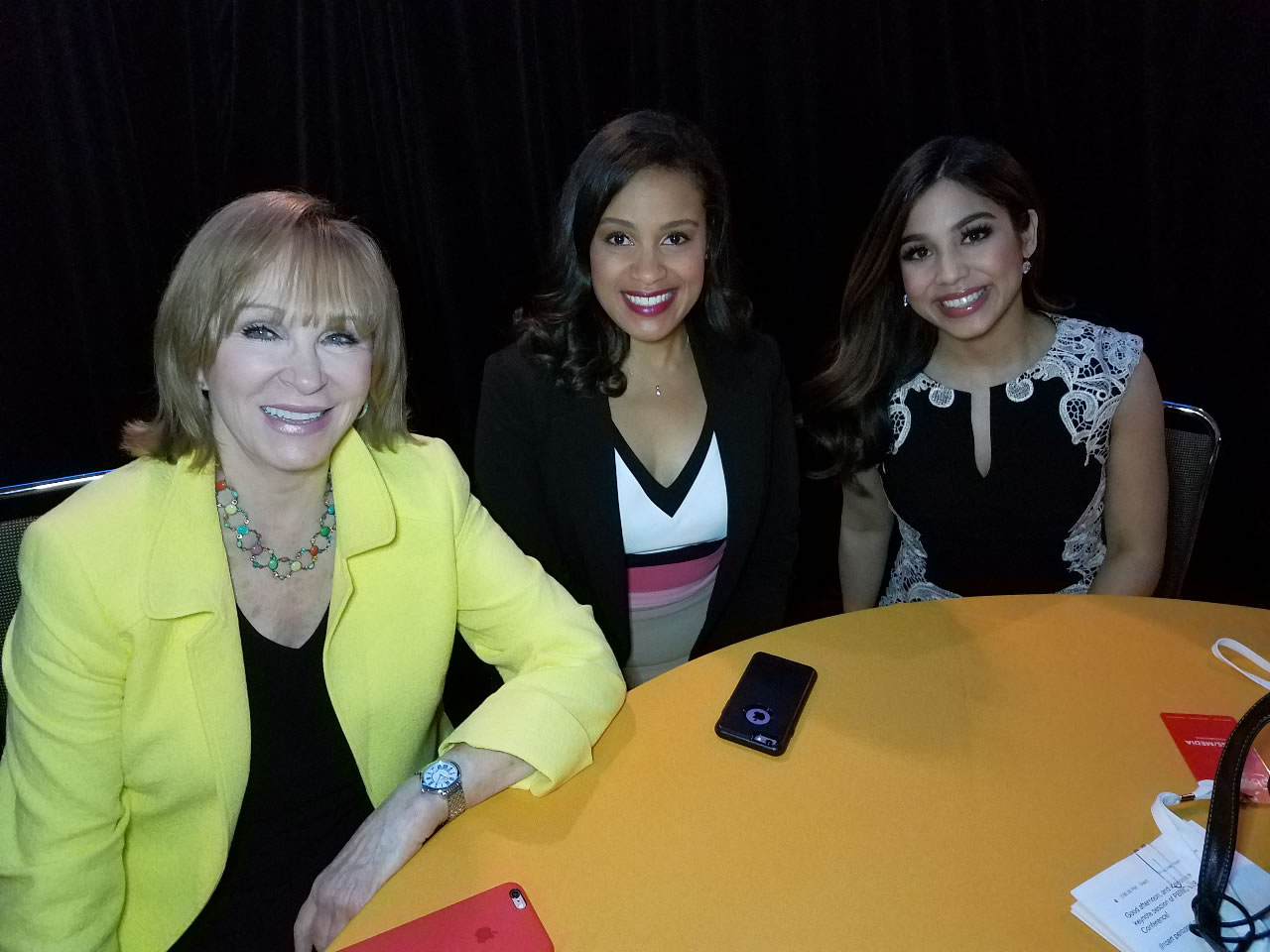 "<div class=""meta image-caption""><div class=""origin-logo origin-image none""><span>none</span></div><span class=""caption-text"">ABC7's Cheryl Jennings, Ama Dates and Ntashe Zouves at the Professional BusinessWomen of California Conference in San Francisco on March, 28, 2017. (KGO-TV)</span></div>"