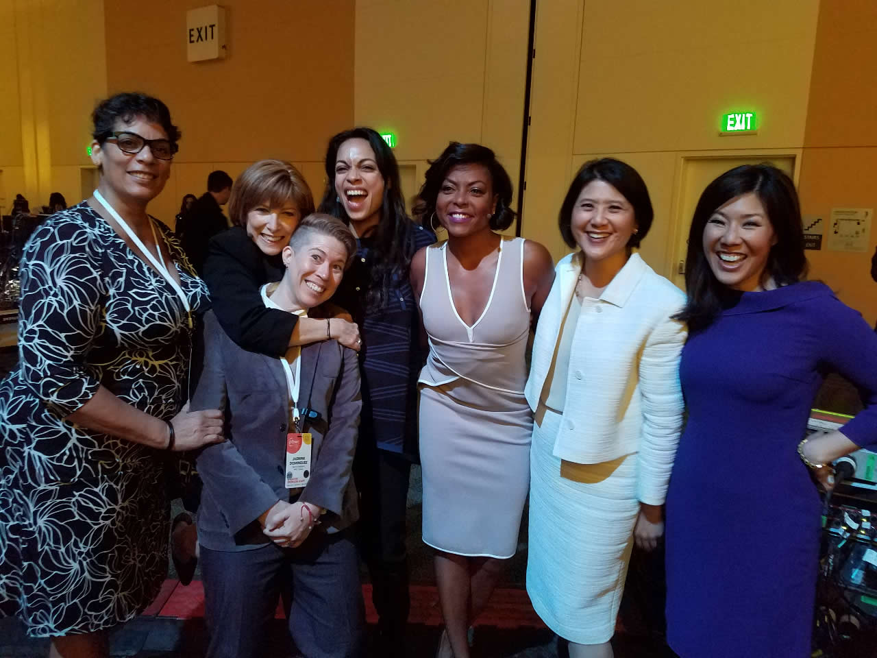 <div class='meta'><div class='origin-logo' data-origin='none'></div><span class='caption-text' data-credit='KGO-TV'>ABC7's Kristen Sze at the Professional BusinessWomen of California Conference in San Francisco on March, 28, 2017.</span></div>