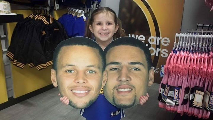 <div class='meta'><div class='origin-logo' data-origin='none'></div><span class='caption-text' data-credit='Photo submitted by Angie Tipton/Facebook'>Golden State Warriors fan Angie Tipton captured this photo. Send your fan photos to uReport@kgo-tv.com!</span></div>