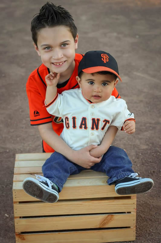 "<div class=""meta image-caption""><div class=""origin-logo origin-image none""><span>none</span></div><span class=""caption-text"">Let's go Giants! Send your SF Giants pride photos to ABC7 News and we may share them on TV or online! (Photo submitted to KGO-TV by Katrina N./Facebook)</span></div>"