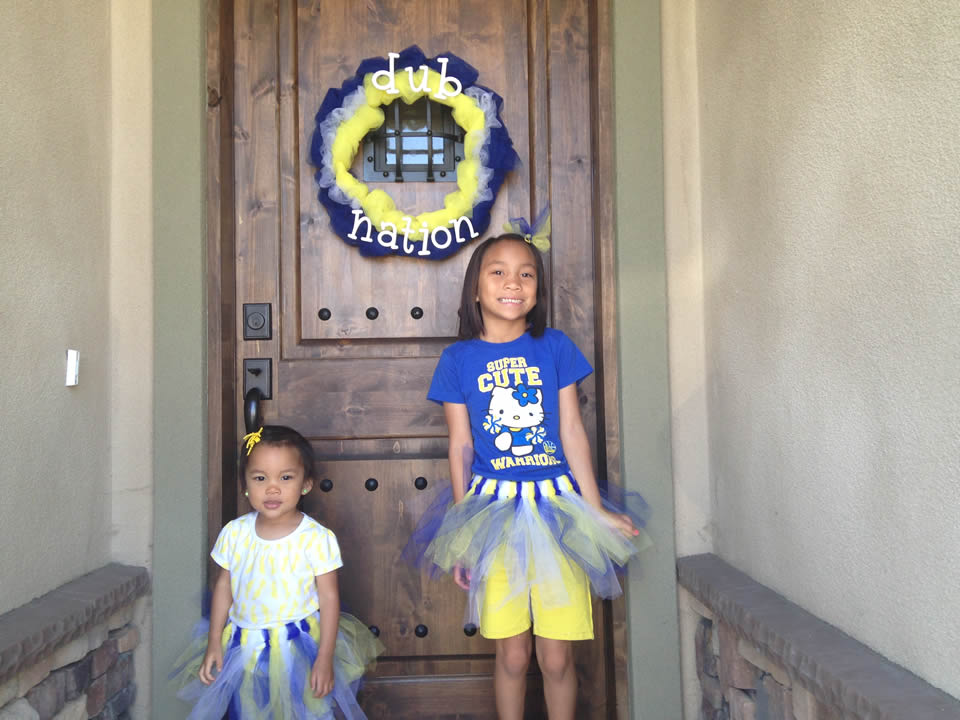 <div class='meta'><div class='origin-logo' data-origin='none'></div><span class='caption-text' data-credit='Photo sent to KGO-TV by Pam/uReport'>Golden State Warriors fans are showing off their #DubNation pride! Tag your photos on Facebook, Twitter, Google Plus, or Instagram using #DubsOn7!</span></div>