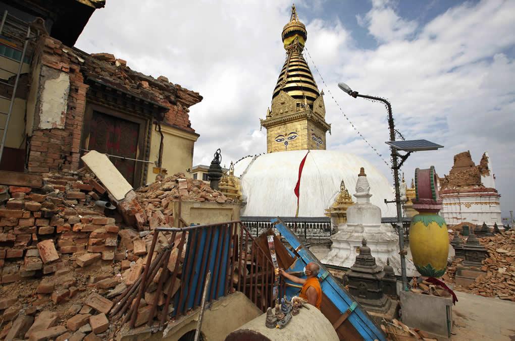 Terremoto del Nepal