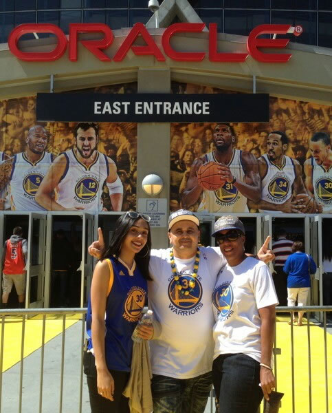 <div class='meta'><div class='origin-logo' data-origin='none'></div><span class='caption-text' data-credit='Photo sent to KGO-TV by anonymous/uReport'>Golden State Warriors fans are showing off their #DubNation pride! Tag your photos on Facebook, Twitter, Google Plus, or Instagram using #DubOn7!</span></div>