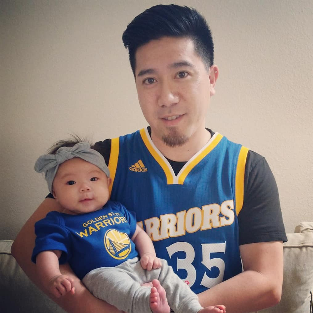 <div class='meta'><div class='origin-logo' data-origin='none'></div><span class='caption-text' data-credit='Photo submitted to KGO-TV by kaidoy/Instagram'>Warriors fans show their spirit during the 2017-2018 season. Share your photos using #DubsOn7 and you may see them online or on TV!</span></div>