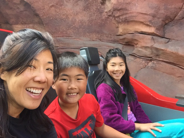 <div class='meta'><div class='origin-logo' data-origin='none'></div><span class='caption-text' data-credit='Photo from ABC7 anchor Kristen Sze'>Radiator Springs! ABC7 News viewers and staff are celebrating Disneyland's 60 years of magic by sharing photos of themselves at the park.</span></div>