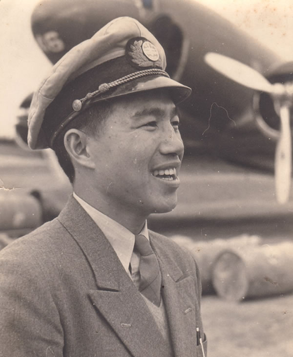 "<div class=""meta ""><span class=""caption-text "">Belmont resident Moon Chin is a former military officer and one of the most decorated civilian pilots by the US military. During WWII, Chin rescued many U.S. military personnel.</span></div>"