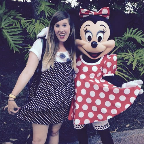 <div class='meta'><div class='origin-logo' data-origin='none'></div><span class='caption-text' data-credit='Photo submitted to KGO-TV by simown/Instagram'>Minnie and Simone are rocking matching polka dots. ABC7 News viewers and staff are celebrating Disneyland's 60 years of magic by sharing photos of themselves at the park.</span></div>