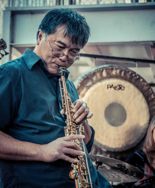 We salute Francis Wong on National Jazz Day! He is a celebrated jazz musician who&#39;s performed for audiences all over the world. <span class=meta>(Robbie Sweeny &amp; Andy Nozaka)</span>