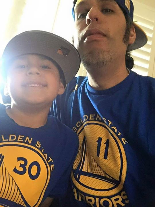 <div class='meta'><div class='origin-logo' data-origin='none'></div><span class='caption-text' data-credit='Photo submitted by Brittany H./Facebook'>Let's go Dubs! Tag your photos on Facebook, Twitter, Google Plus or Instagram using #DubsOn7.</span></div>