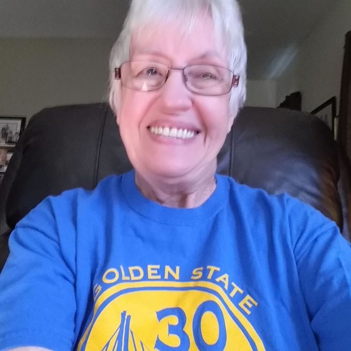 <div class='meta'><div class='origin-logo' data-origin='none'></div><span class='caption-text' data-credit='Tag your photos on Facebook, Twitter, Google Plus or Instagram using #DubsOn7.'>Peggy Patin from San Martin, Calf. is excited for Game 2!</span></div>