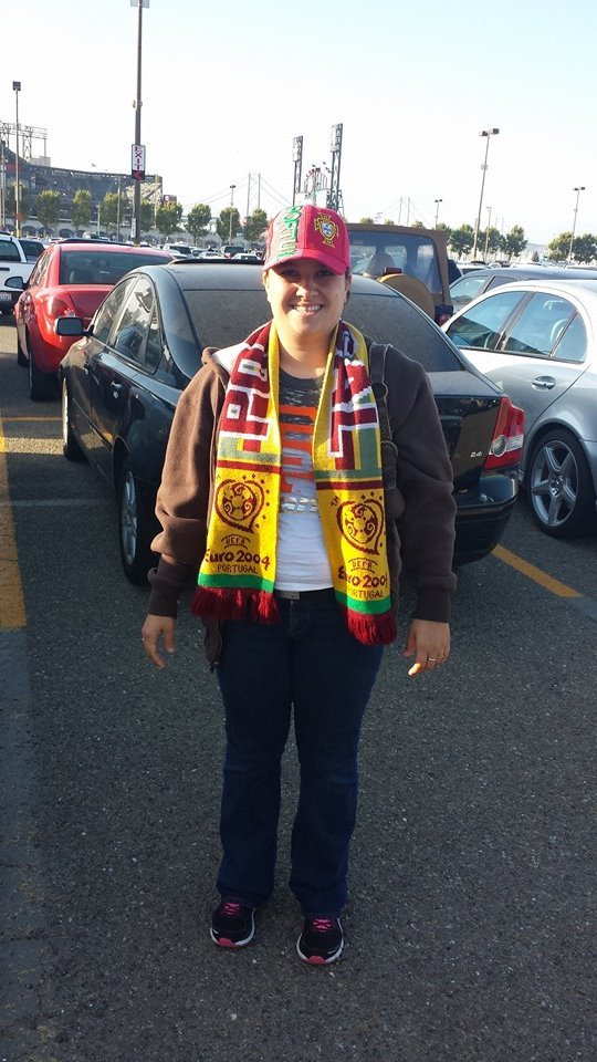 "<div class=""meta ""><span class=""caption-text "">Portugal all the way!  World Cup celebrations are happening all around the Bay Area.  Send your fan photos to uReport@kgo-tv.com! (photo submitted by Susan Alves via Facebook)</span></div>"
