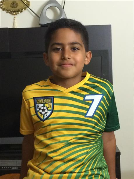 Go Brazil!  Keep sending in your World Cup fan photos! <span class=meta>photo submitted by Ali via uReport</span>