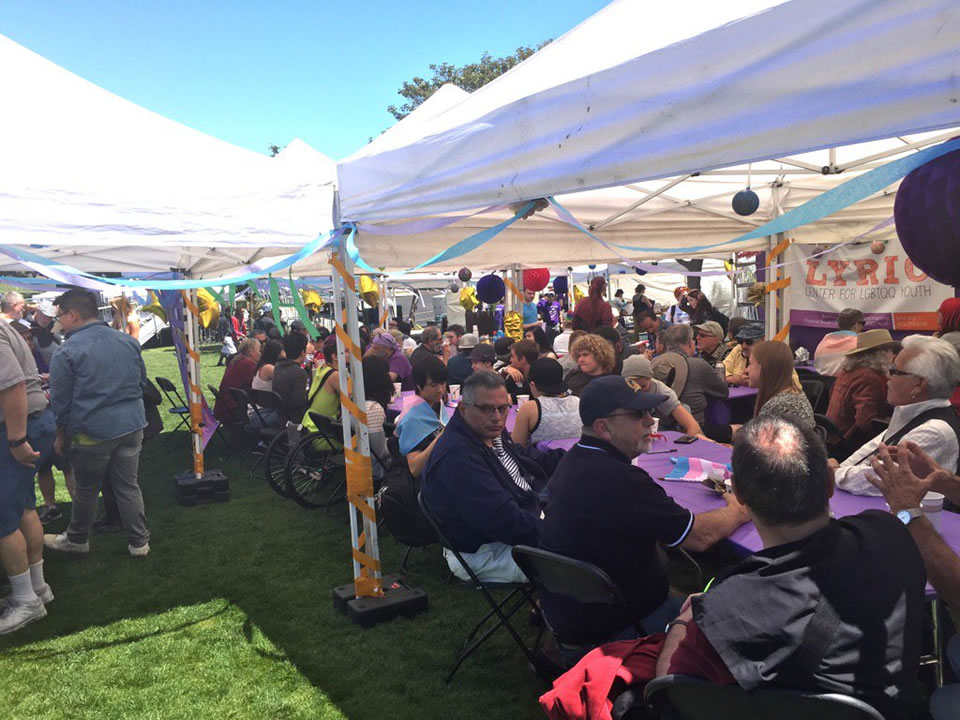 "<div class=""meta image-caption""><div class=""origin-logo origin-image none""><span>none</span></div><span class=""caption-text"">A large crowd is seen at the LGBT Youth and Elder Brunch at Dolores Park in San Francisco on Friday, June 24, 2016. (Lyanne Melendez/KGO-TV)</span></div>"