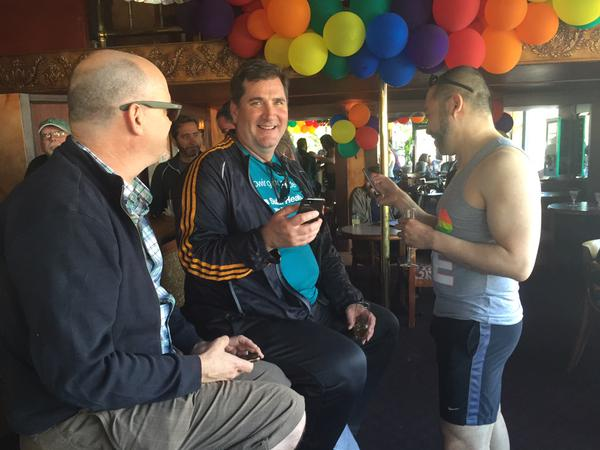 """<div class=""""meta image-caption""""><div class=""""origin-logo origin-image none""""><span>none</span></div><span class=""""caption-text"""">People are celebrating the Supreme Court's ruling on same sex marriage at Twin Peaks in San Francisco's Castro District on Friday, June 26, 2015. (KGO-TV)</span></div>"""