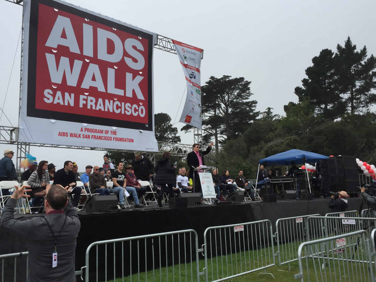 <div class='meta'><div class='origin-logo' data-origin='none'></div><span class='caption-text' data-credit='KGO-TV'>ABC7 News anchor Dan Ashley emcees AIDS Walk San Francisco on Sunday, July 17, 2016.</span></div>