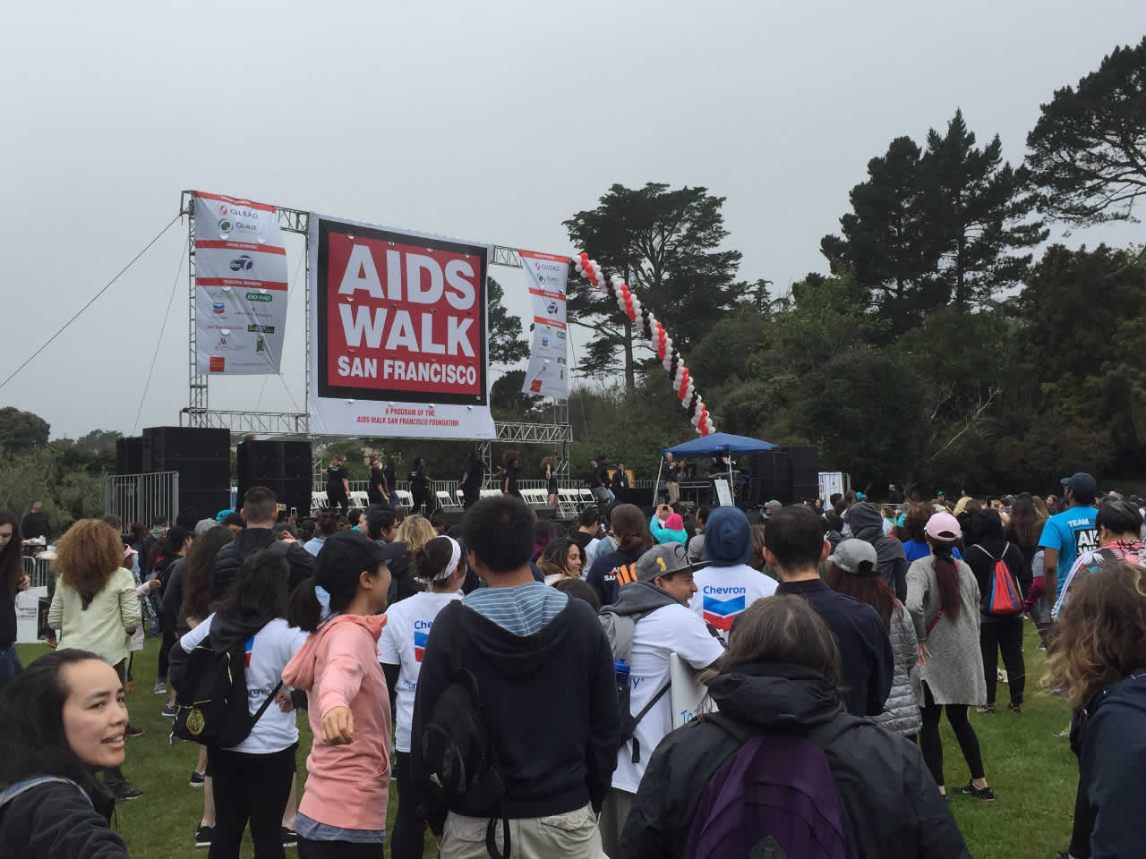 <div class='meta'><div class='origin-logo' data-origin='none'></div><span class='caption-text' data-credit='KGO-TV'>AIDS Walk San Francisco on Sunday, July 17, 2016.</span></div>