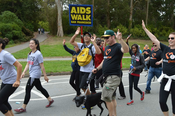 <div class='meta'><div class='origin-logo' data-origin='none'></div><span class='caption-text' data-credit='KGO Photo'>An estimated 20,000 people participated in the 28th annual AIDS Walk San Francisco, collectively raising more than two million.</span></div>