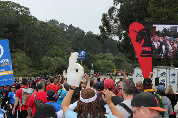 "<div class=""meta ""><span class=""caption-text "">An estimated 20,000 people participated in the 28th annual AIDS Walk San Francisco, collectively raising more than two million. (KGO Photo)</span></div>"