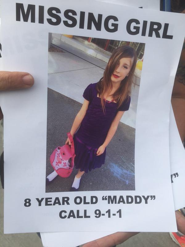 "<div class=""meta image-caption""><div class=""origin-logo origin-image kgo""><span>KGO</span></div><span class=""caption-text"">This undated image shows Madyson Middleton, an 8-year-old girl who went missing in Santa Cruz, Calif. on Sunday, July 26. (KGO-TV)</span></div>"