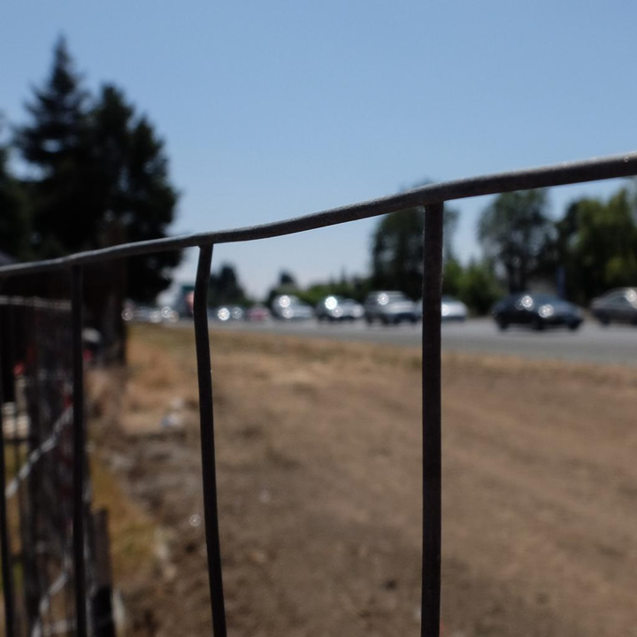 <div class='meta'><div class='origin-logo' data-origin='none'></div><span class='caption-text' data-credit='KGO-TV/Wayne Freedman'>Wall built by developers that crumbled during the quake in Napa, Calif. is still in shambles a year later on August 21, 2015. Residents want money from the city and Caltrans help.</span></div>