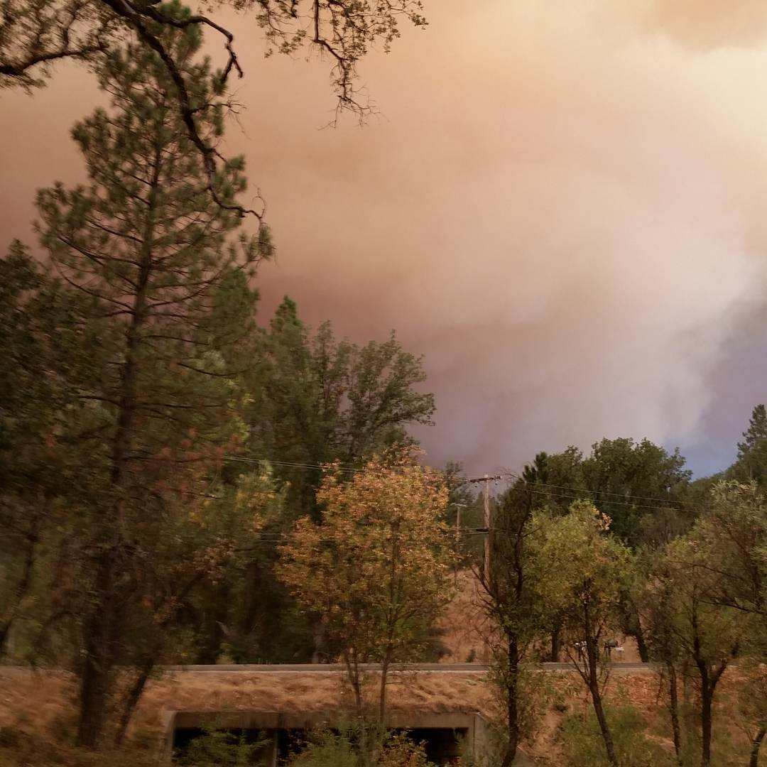 <div class='meta'><div class='origin-logo' data-origin='none'></div><span class='caption-text' data-credit='Photo by cct_6x_cummins/Instagram'>The Valley Fire in Lake County, Calif. burned thousands of acres on Sunday, September 13, 2015.</span></div>