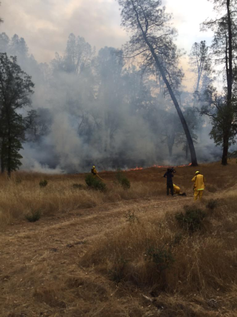 <div class='meta'><div class='origin-logo' data-origin='none'></div><span class='caption-text' data-credit='KGO-TV'>This photo is from the latest firefight near Middletown Rancheria, Highway 29 on Monday, September 14, 2015.</span></div>