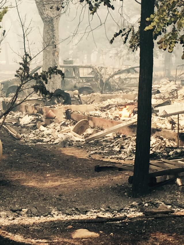 <div class='meta'><div class='origin-logo' data-origin='none'></div><span class='caption-text' data-credit='KGO-TV'>A home was destroyed by the Valley Fire in Middletown, Calif. on Sunday, September 13, 2015.</span></div>