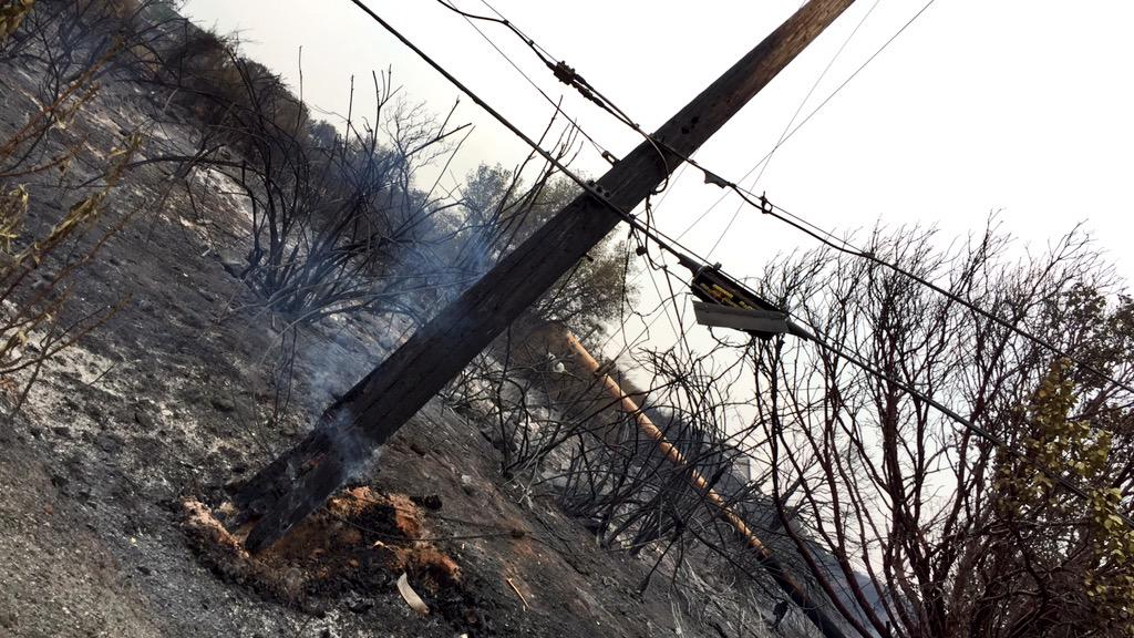 <div class='meta'><div class='origin-logo' data-origin='none'></div><span class='caption-text' data-credit='KGO-TV'>Hidden Valley Lake isn't in imminent fire threat, but there's still danger from fire damage on Monday, September 14, 2015.</span></div>