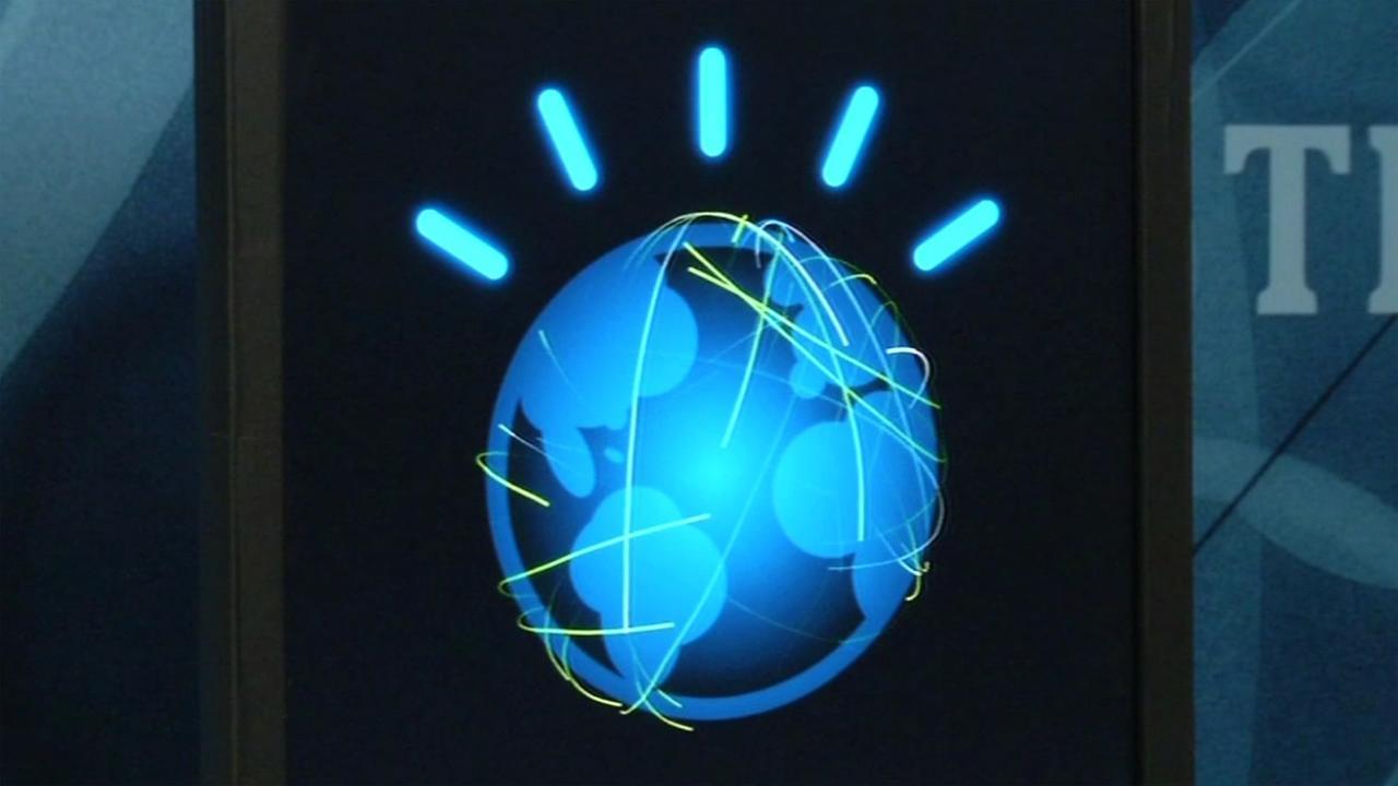 Watson, IBMs super computer.
