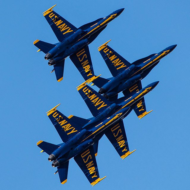 <div class='meta'><div class='origin-logo' data-origin='none'></div><span class='caption-text' data-credit='Photo submitted to KGO-TV by dex.pix/Instagram'>The Fleet Week air show featuring the Navy's Blue Angels and other military aircrafts took flight over the San Francisco Bay on Saturday, October 10, 2015.</span></div>