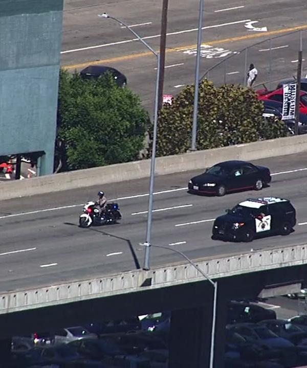 <div class='meta'><div class='origin-logo' data-origin='none'></div><span class='caption-text' data-credit='KGO-TV'>Police close Interstate 80 due to a bomb threat near the Hall of Justice in San Francisco, Calif. on Thursday, October 20, 2016.</span></div>