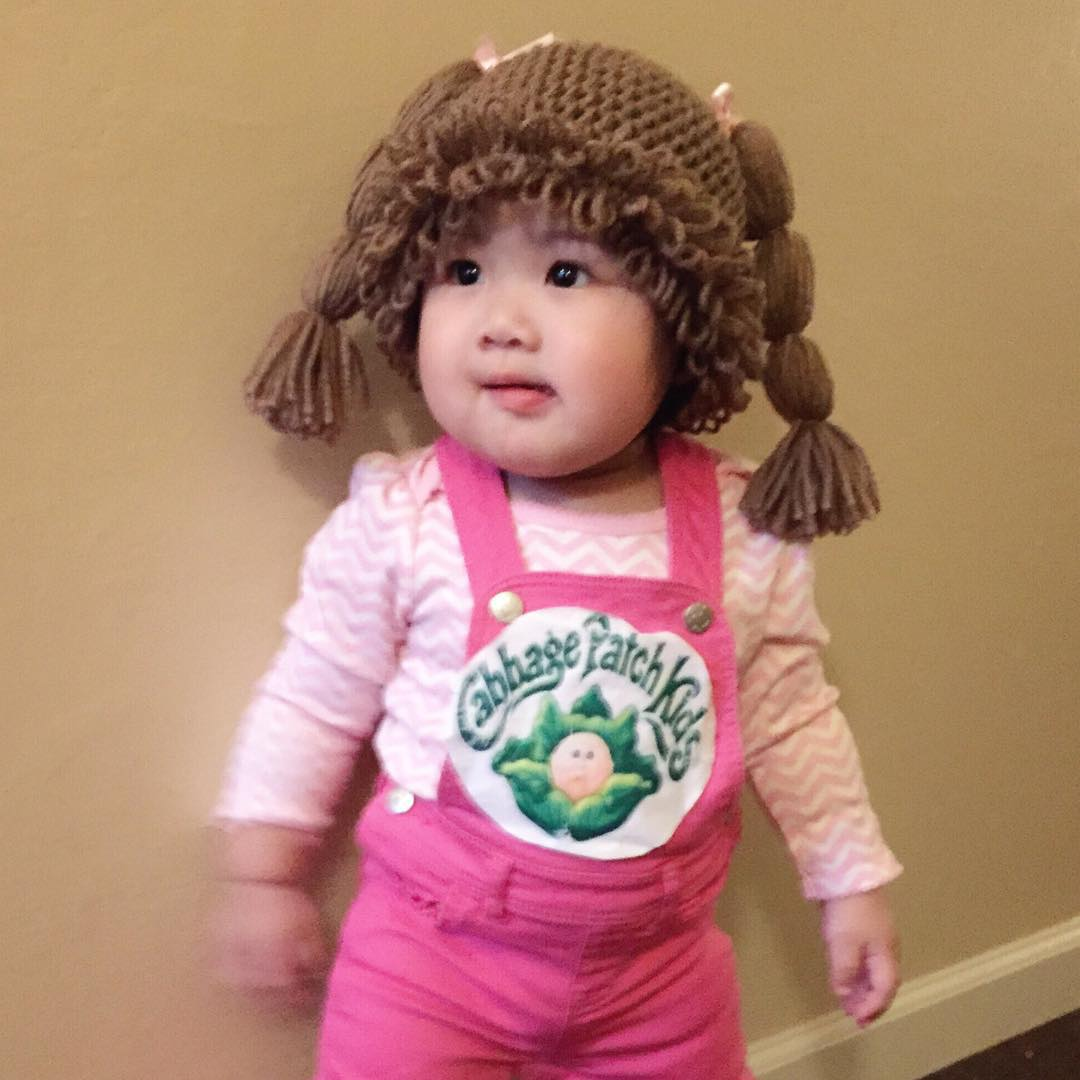 "<div class=""meta image-caption""><div class=""origin-logo origin-image none""><span>none</span></div><span class=""caption-text"">What a cute little Cabbage Patch Kid! Share your photos by tagging them on social media with #SpookyOn7! (Photo submitted to KGO-TV by kiksdizon/Instagram)</span></div>"